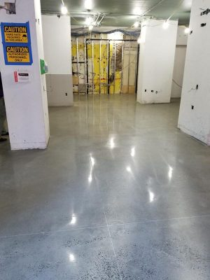 Why Choose Polished Concrete