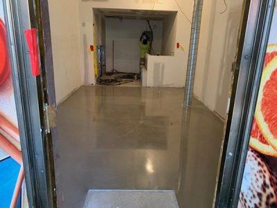 Commercial Concrete Polishing NYC