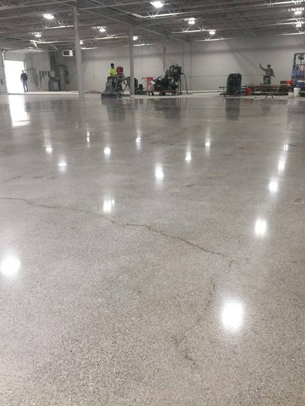 The polished concrete process is not as simple as it looks. South Side Concrete Polishing knows the right timing on which the steps should be done. Timing is crucial in the installation of polished concrete. Before pouring, air bubbleIndustrial Epoxy Coated Floors New yorkble price.