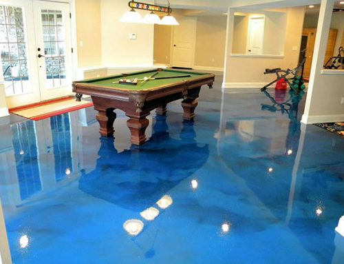 Reasons To Hire An Epoxy Flooring Contractor