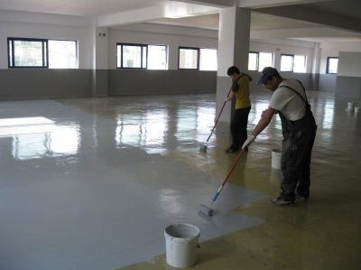 Epoxy Industrial Flooring NYC