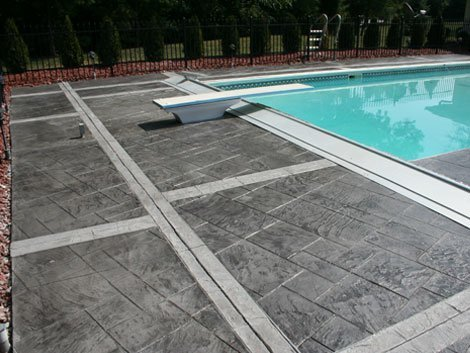Decorative concrete new york