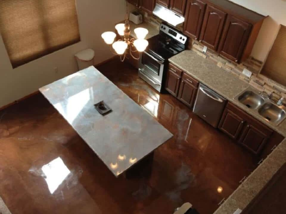Commercial Epoxy Flooring for Kitchen Floors