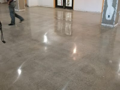Concrete Grind Seal & Polish