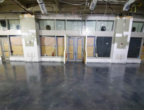 How to clean Industrial epoxy floors