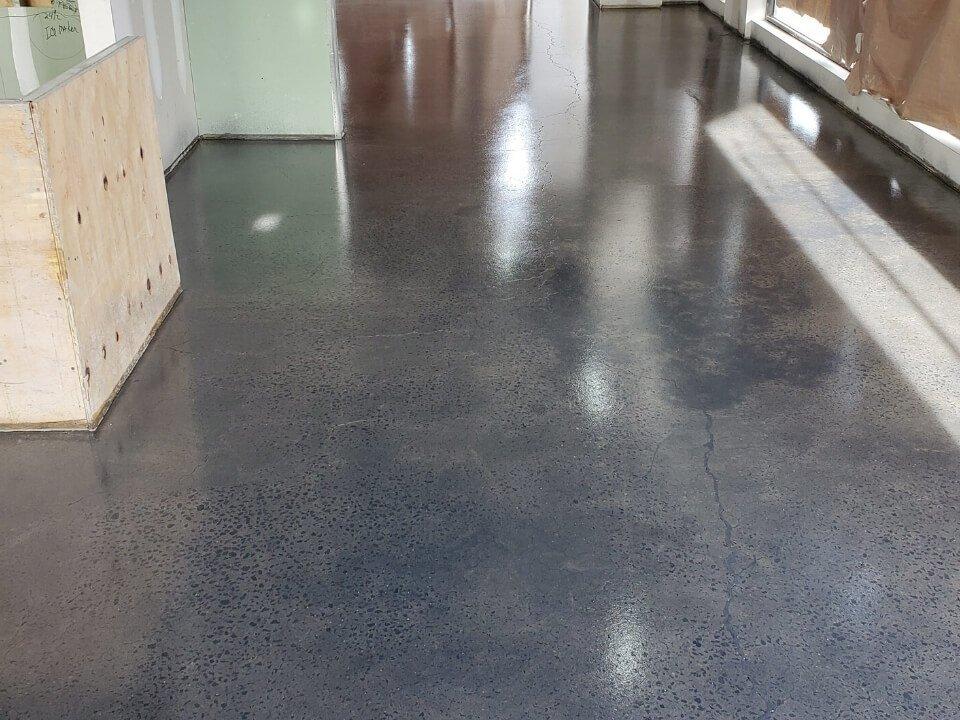 Concrete Grind Seal & Polish