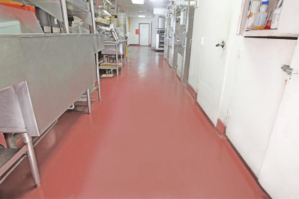 The Benefits of Epoxy Flooring for Commercial Kitchen Floors