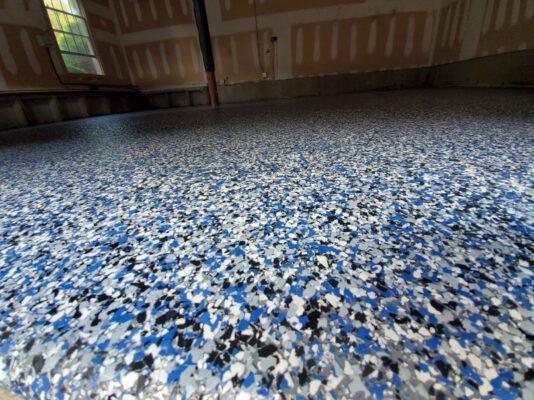 Epoxy Garage Floor NJ