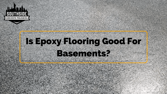 Epoxy Flooring For Basement