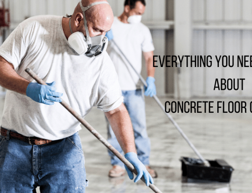 Everything You Need To Know About Concrete Floor Coatings